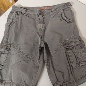 Boys Ring of Fire Cargo Shorts Sz. 16